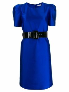 P.A.R.O.S.H. structured party dress - Blue
