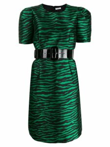 P.A.R.O.S.H. structured party dress - Green