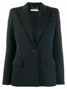 Givenchy 4G buttoned blazer - Blue