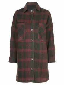 Iro Zunky coat - Red
