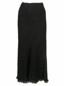 Alexander Wang tweed skirt - Black