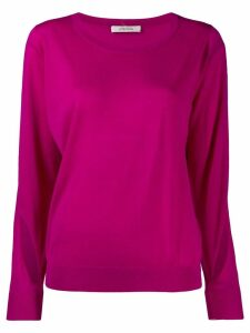 Dorothee Schumacher cut out sweater - Pink