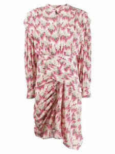 Isabel Marant Rieti dress - Pink