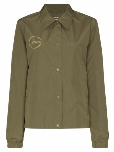 Helmut Lang x Parley for the Oceans recycled utility jacket - Green
