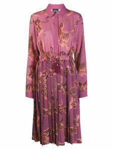 Just Cavalli tiger print dress - Pink