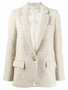 Isabel Marant Étoile tweed blazer - Neutrals
