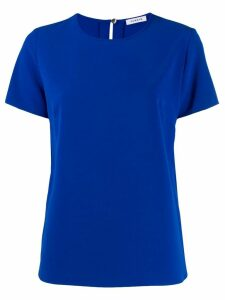P.A.R.O.S.H. round-neck blouse - Blue