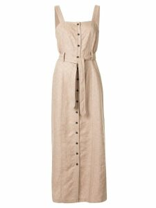 Mara Hoffman Serena dress - Brown