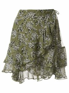 Rachel Gilbert Chiara Skirt - Green