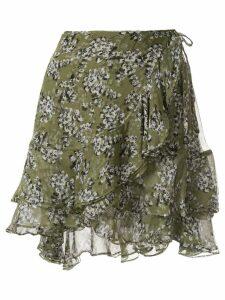 Rachel Gilbert Chiara Skirt - Green