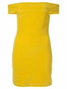 Manning Cartell Flash Point mini dress - Yellow
