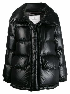 Woolrich padded short coat - Black