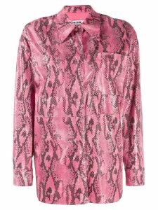 MSGM casual shirt - Pink