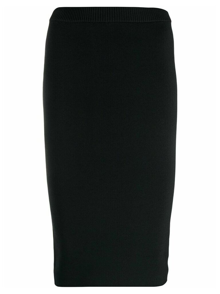 Michael Michael Kors stretch pencil skirt - Black