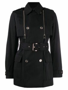 Michael Michael Kors lightweight trench coat - Black