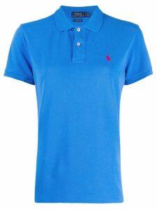Polo Ralph Lauren logo polo shirt - Blue