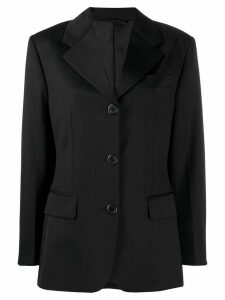 Prada Single-breasted blazer - Black
