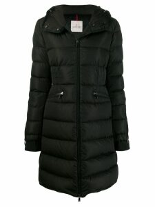 Moncler Betulong long puffer coat - Black