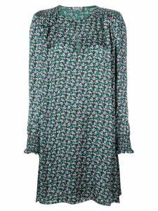 Jason Wu floral print dress - Green