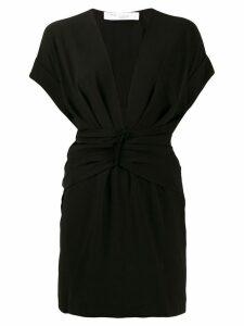 Iro Gastona mini dress - Black