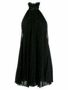 Givenchy sleeveless pleated dress - Black