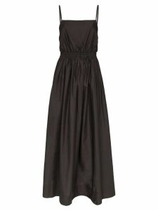 Matteau strappy maxi dress - Black