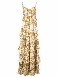 Johanna Ortiz All I've Ever Known maxi dress - Brown