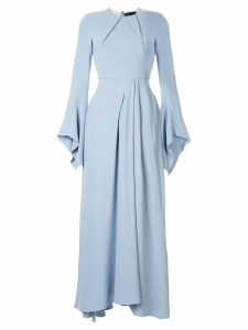 Roland Mouret Raines maxi dress - Blue