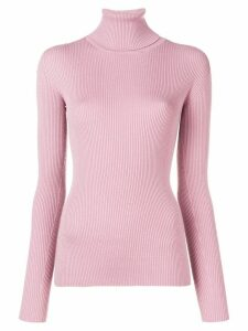 Dolce & Gabbana ribbed knit jumper - Pink