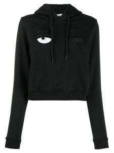 Chiara Ferragni Flirting hoodie - Black