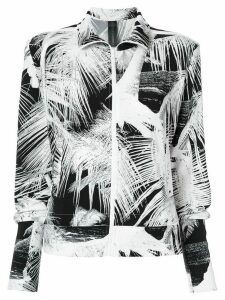 Norma Kamali Palm Beach jacket - White