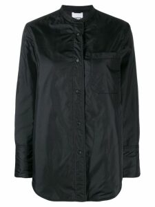 Aspesi long-sleeve shirt-jacket - Black