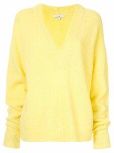 Tibi Airy jumper - Yellow