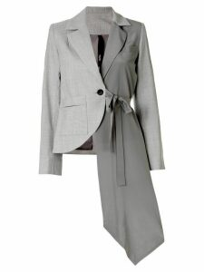 Taylor Slide asymmetric blazer - Grey
