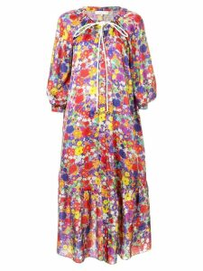 Borgo De Nor Natalia floral dress - Multicolour