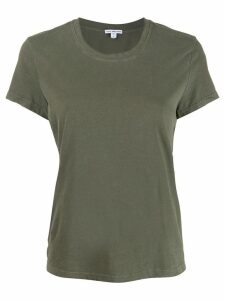 James Perse crew neck T-shirt - Green