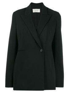 The Row classic fitted blazer - Black