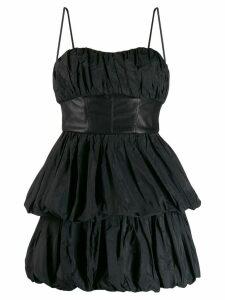 Pinko Spiceman mini dress - Black