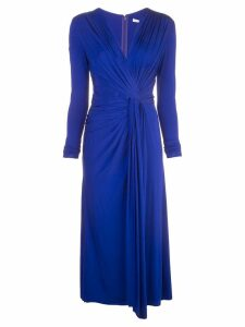 Jason Wu Collection ruched style dress - Blue