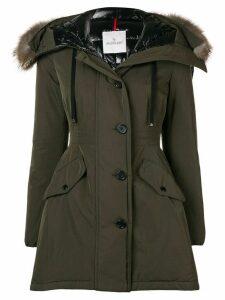 Moncler Monticole parka coat - Green