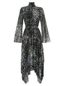 CAMILLA AND MARC Dali pleated midi dress - Black