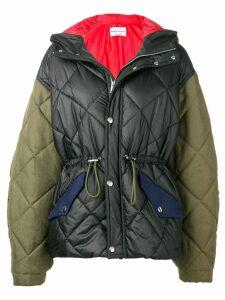 Sonia Rykiel quilted padded jacket - Black
