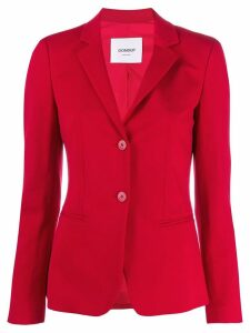 Dondup single-breasted blazer - Red