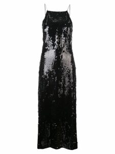 Jason Wu Collection sequinned cocktail dress - Black