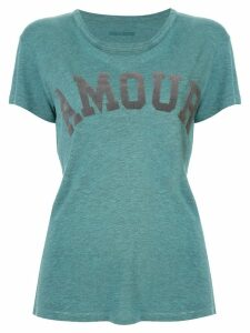 Zadig & Voltaire Amour T-shirt - Blue