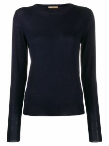 Nuur long sleeved pullover - Blue