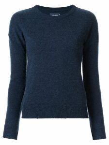 Zadig & Voltaire relaxed jumper - Blue