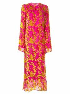 Taller Marmo Le Flor De Mi Secreto dress - Pink