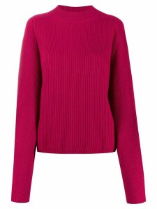 Chloé ribbed knit sweater - Pink