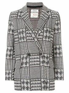 Coohem tech tweed jacket - White